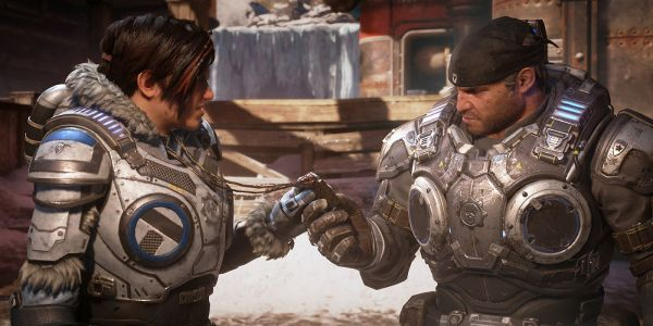 Gears 5 Eliminating Smoking Due to Anti-Tobacco Org's Concerns