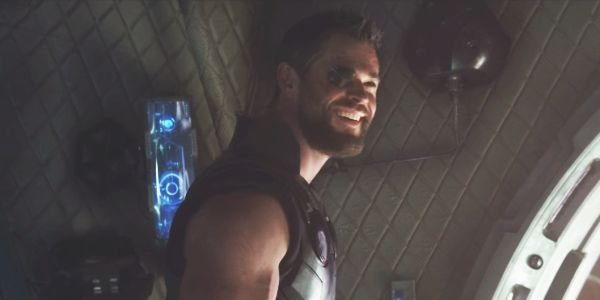 Chris Hemsworth Welcomed Deadpool To The MCU In A Great Way