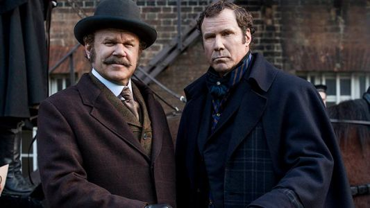 Holmes & Watson Trailer: Will Ferrell & John C. Reilly Star in the Holiday Comedy