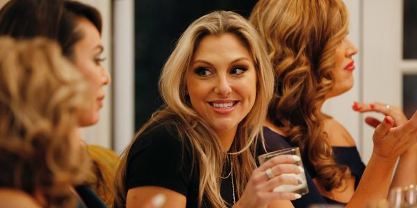 Real Housewives' Gina Has Proof Vicki Called Her a Jailbird