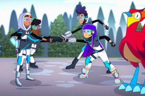 Stream It Or Skip It: 'Glitch Techs' on Netflix, a Nickelodeon 'Toon in Which Secret Warriors Battle Escaped Video Game Baddies