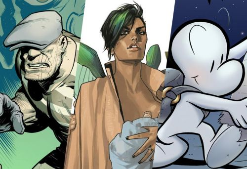 POLL: Which Never-Adapted Comic Book Deserves a Movie?