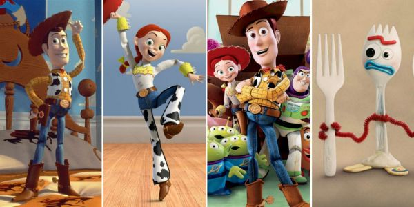 Toy Story Movies Ranked Worst To Best