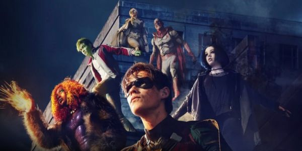 10 Characters For Titans Season 2. And The Actors Who Could Play Them