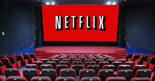 Netflix Wants to Launch Its Own Movie Theater Chain?A new report