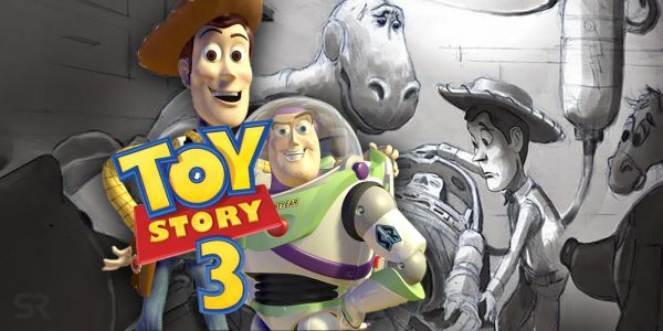 The Plot Of Disney's Original Toy Story 3