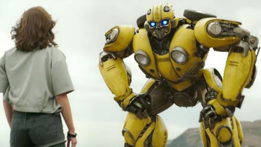 Bumblebee Learns How to Prank in New Clip