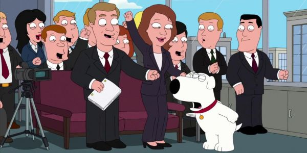 10 Weirdest Episodes Of Family Guy | ScreenRant