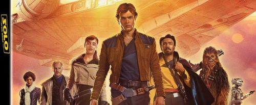SOLO: A STAR WARS STORY Blu-ray Release Date Announced & Special Features Revealed