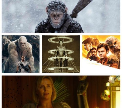 Watched, Read, Reviewed: May 2018