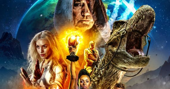 Final Iron Sky: The Coming Race Trailer Goes to War with Dinosaur-Riding Moon Nazis