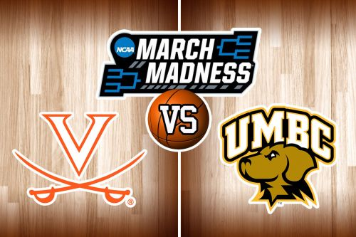 Virginia vs. UMBC Live Stream: How To Watch NCAA March Madness Online For Free