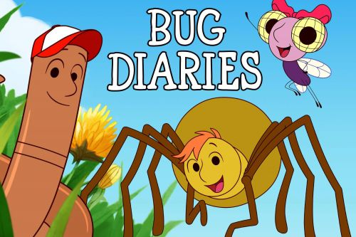Stream It Or Skip It: 'Bug Diaries' on Amazon Prime, In Which Cartoon Bugs Use Their Exorbitant Vocabularies To Entertain Preschoolers
