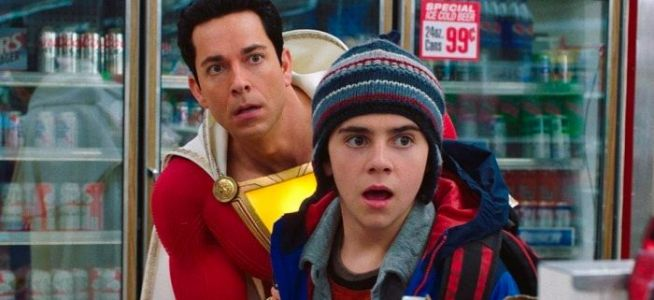 'Shazam' Blu-ray and Digital Releases Arrive in July