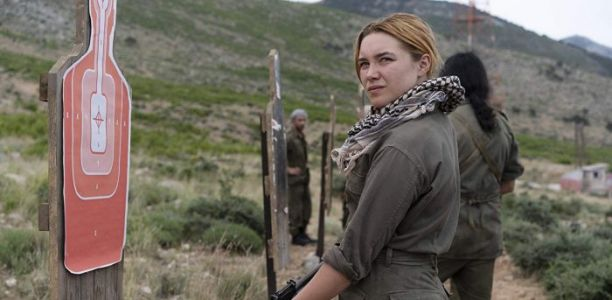 'Black Widow' Set Photos May Have Revealed Florence Pugh's Mysterious Role