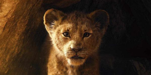 Lion King Live-Action Poster Reimagines An Iconic Animated Moment