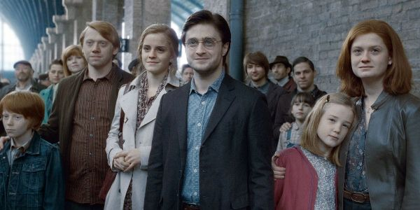 Harry Potter: 20 Things Harry And Ginny Did Between Deathly Hallows And Cursed Child