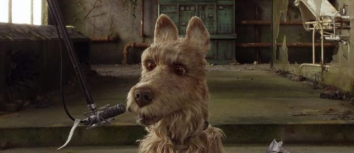 'Isle of Dogs' Video: Meet the Good Dogs of Wes Anderson's Stop-Motion Animated Move