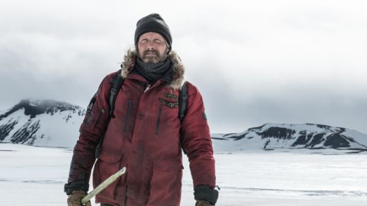Stranded And Alone, Mads Mikkelsen Sings A Song Of Ice And. More Ice, In 'Arctic'