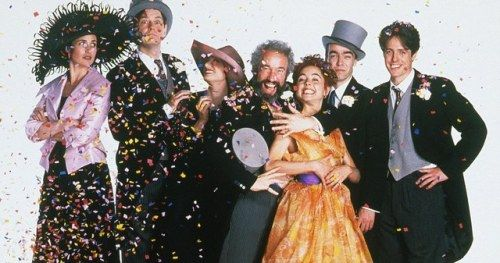 Four Weddings and a Funeral Reunion Planned for Red Nose DayHugh