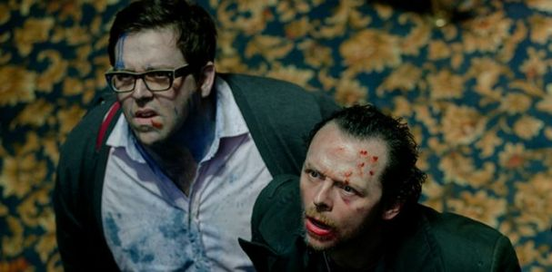 Simon Pegg and Nick Frost Series 'Truth Seekers' Picked Up By Amazon