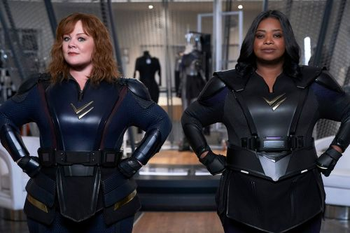 Stream It Or Skip It: 'Thunder Force' on Netflix, a Laborious Superhero Spoof Pairing Melissa McCarthy and Octavia Spencer