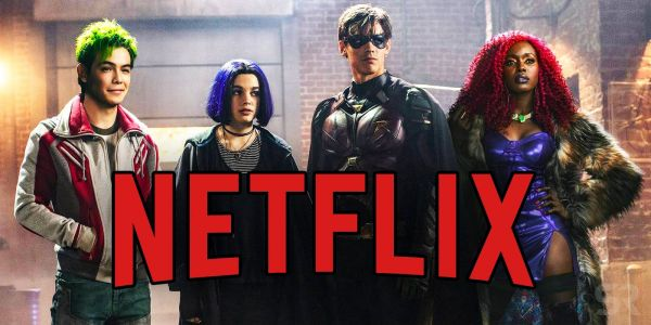Titans Is Better On Netflix Than DC Universe