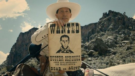 The First BALLAD OF BUSTER SCRUGGS Trailer Just Moseyed Into Town
