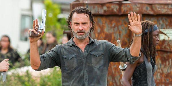 Watch The Walking Dead's Andrew Lincoln Sing A Silly Goodbye To Chandler Riggs