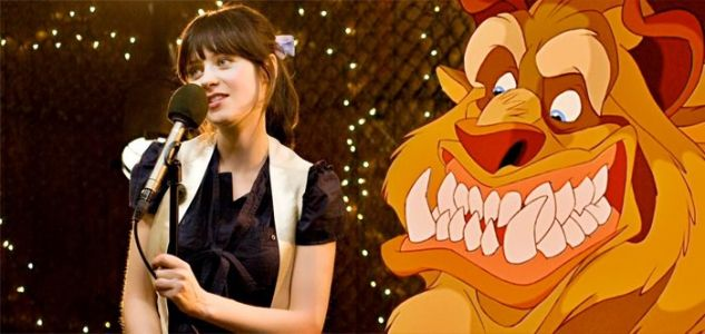 'Beauty and the Beast' Live Concert Casts Zooey Deschanel as Belle