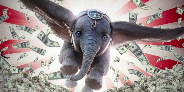 Dumbo Risks Being A Box Office Bomb