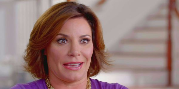 Countess Luann De Lesseps Is Back In Rehab