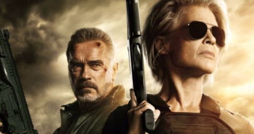 New Terminator: Dark Fate Footage Smashes Comic-Con with