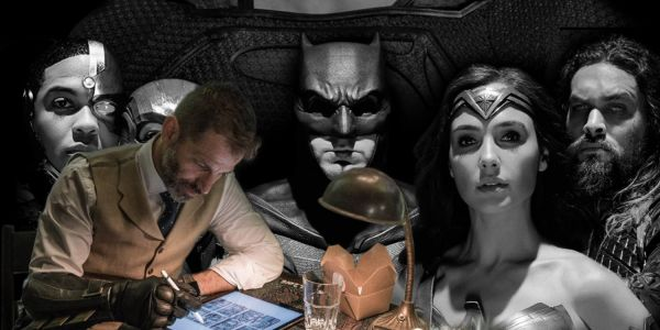 Zack Snyder Will Promote Justice League With BTS Images on Vero