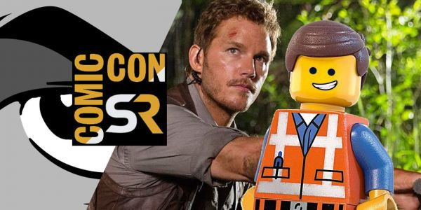 Chris Pratt Also Voices a Raptor Trainer in LEGO Movie 2