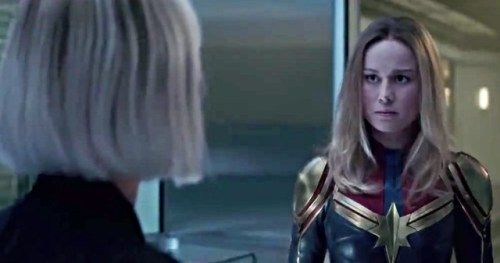 Captain Marvel Post-Credit Scene Officially Released Ahead of