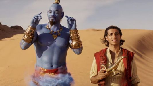 ALADDIN Review: Big Genie Energy