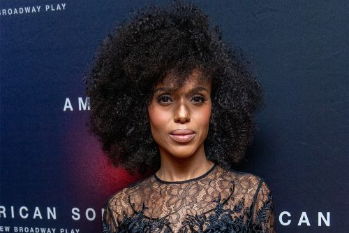 Kerry Washington's Broadway Hit 'American Son' to Be Adapted at Netflix