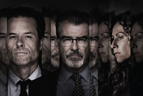 Exclusive Spinning Man Clip with Guy Pearce, Pierce Brosnan & Minnie Driver