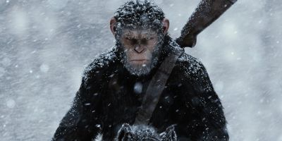 War for the Planet of the Apes Official Poster, Images & Set Photos