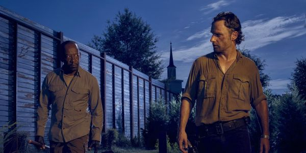 Walking Dead's Lennie James Reveals Why Morgan Went Searching For Rick