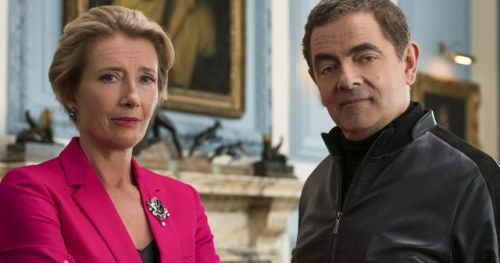 Johnny English Strikes Again Trailer 2 Brings the Spy Out of