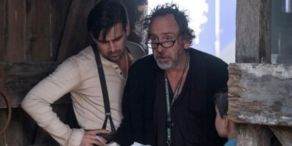 Colin Farrell on 'Dumbo' and Working His Dream Gig With Tim Burton