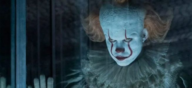 'It' Supercut Combining Both Films Being Edited by Director Andy Muschietti