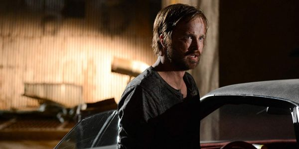 Aaron Paul Won't Confirm He's Starring in a Breaking Bad Movie