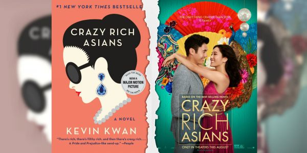 Crazy Rich Asians Makes Some Big Changes To The Book's Ending