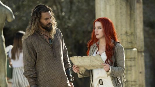 Momoa & Heard Speak from the Aquaman Set, Plus Scene Description