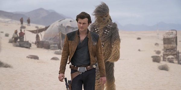 How Much Solo: A Star Wars Story Made On Opening Night