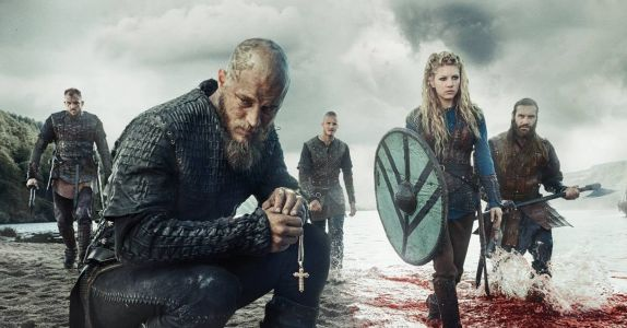 Vikings: 25 Behind-The-Scenes Photos That Change Everything