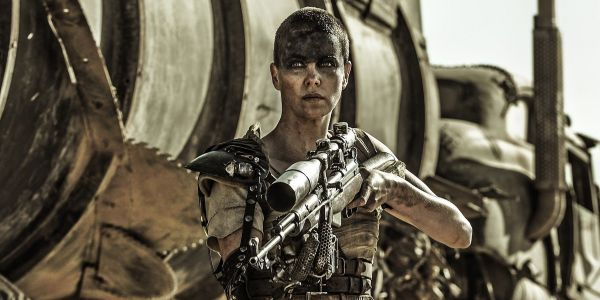 Exclusive: Charlize Theron Really Wants to Do a George Miller Furiosa Spinoff